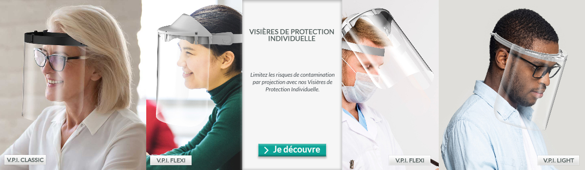 Solutions de protection pour personnel soignant